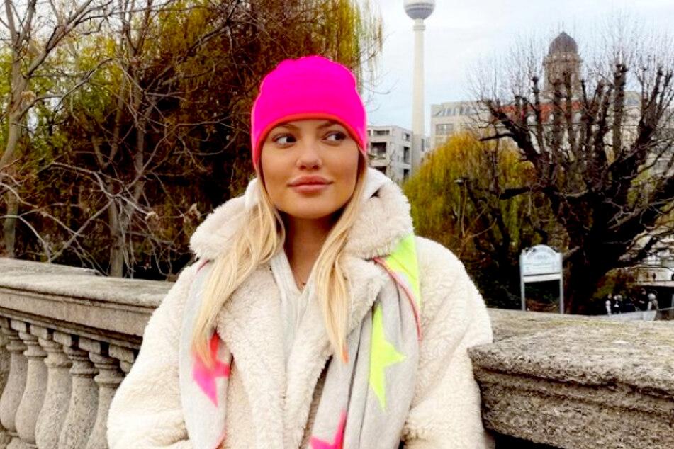Cheyenne Ochsenknecht (20) macht sich gegen Cyber-Mobbing stark.