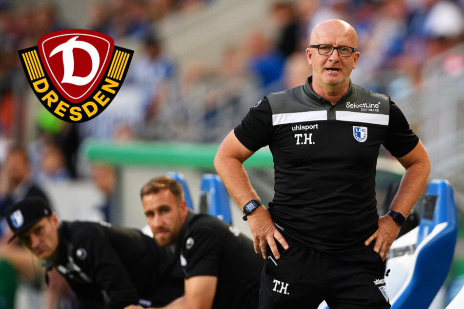 Ex-Dynamo Hoßmang nach Schlaganfall zurück auf wackligem Trainerstuhl! Nun das Endspiel?