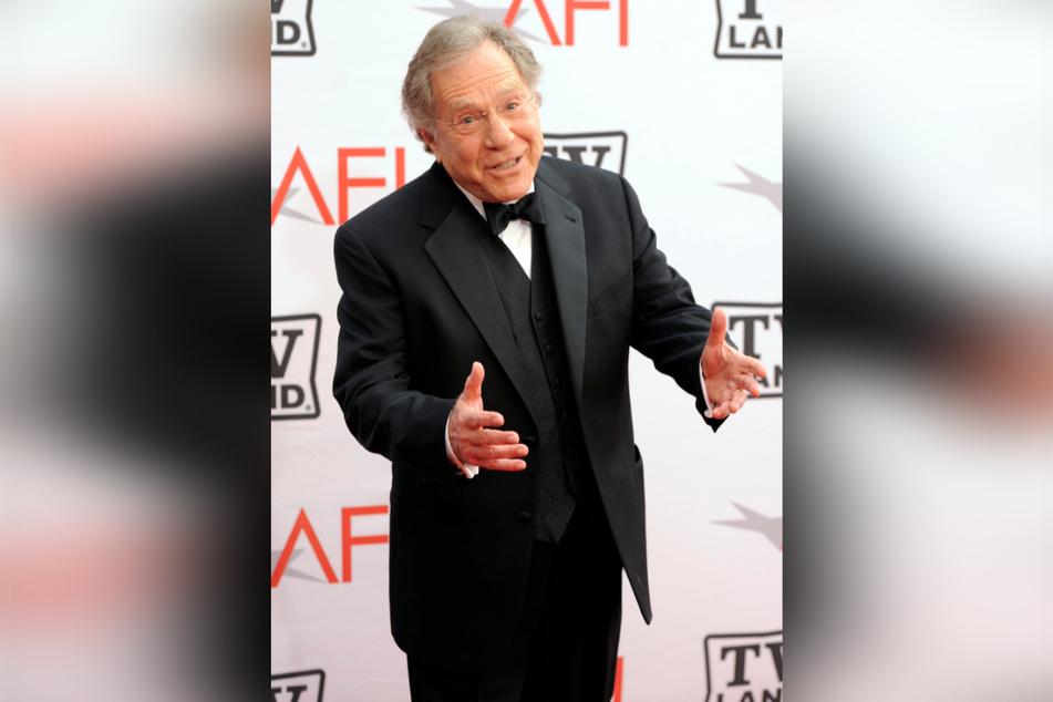 George Segal 2010 bei den AFI Lifetime Achievement Awards in Culver City (USA).