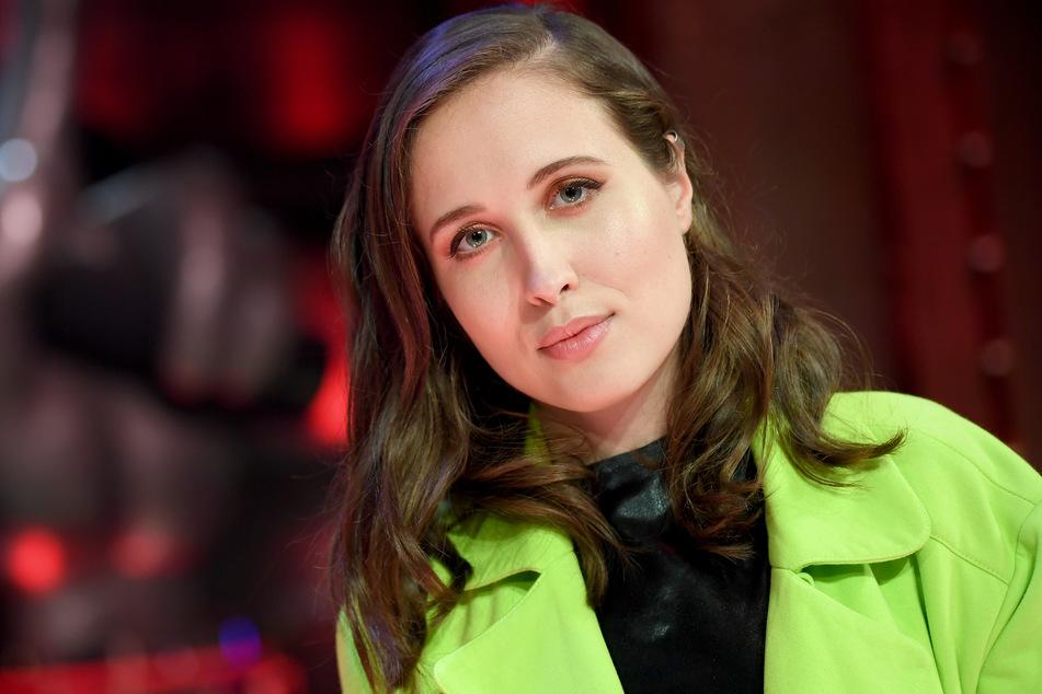 Alice Merton (27) will in den kommenden Wochen auf Make-up verzichten. (Archivbild)