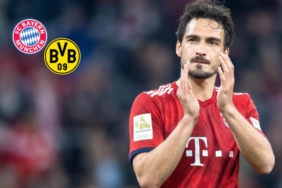 Hummels-Wechsel vom FC Bayern zum BVB: Ist das der wahre Grund?