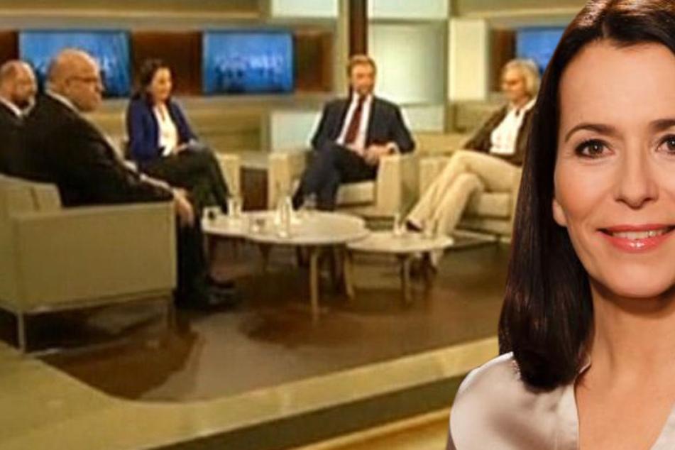 Wird bei Anne Will die Große Koalition heute wieder schöngeredet?