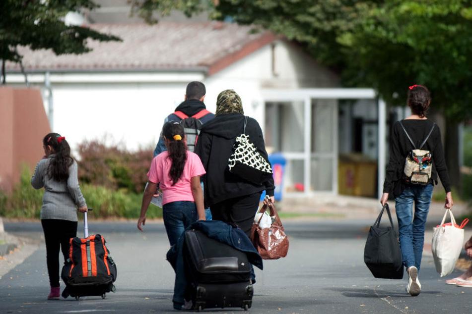 In Bielefeld werden Anforderungen an Flüchtlinge gestellt, die sie fast nicht erfüllen können. (Symbolbild)