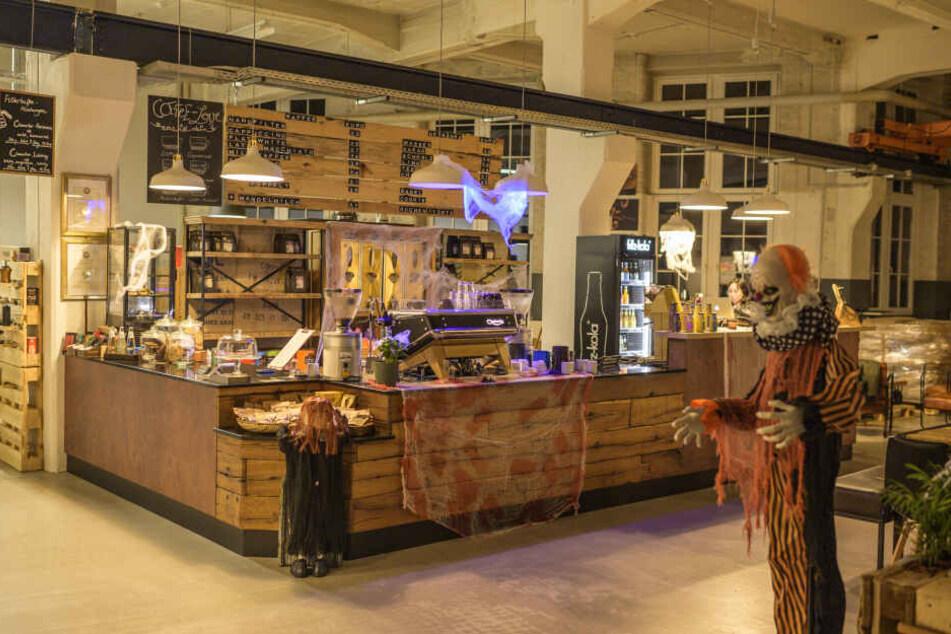 Im Café Bohnenmeister wird der erste Genusstag der Gaumenfreunde stattfinden.
