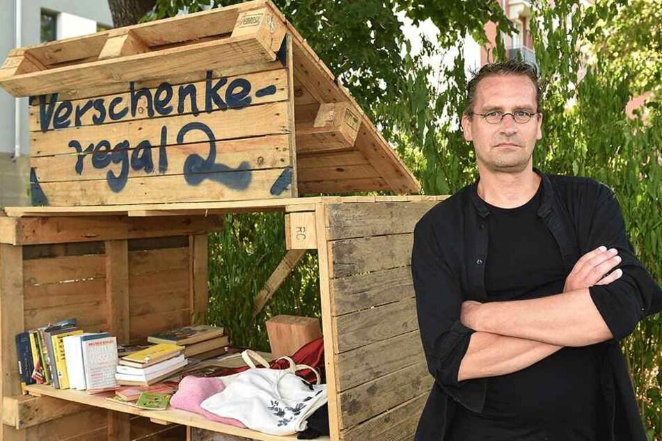 Piraten-Stadtrat Martin Schulte-Wissermann (47, Fraktion Linke).