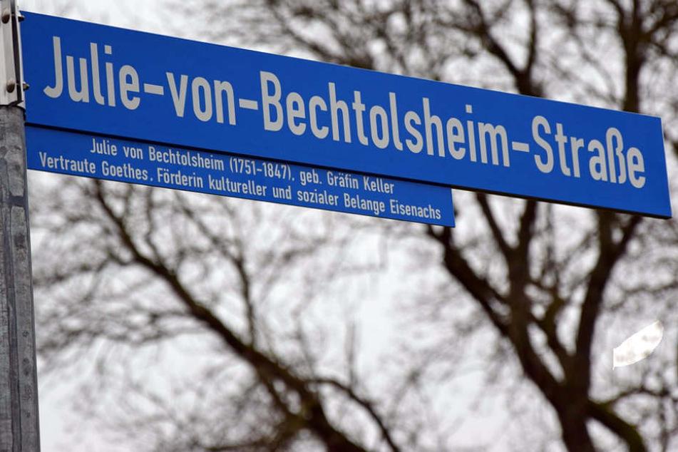 Bechtolsheim soll zu den ständigen Anvertrauten des berühmten Dichters Goethe gehört haben.