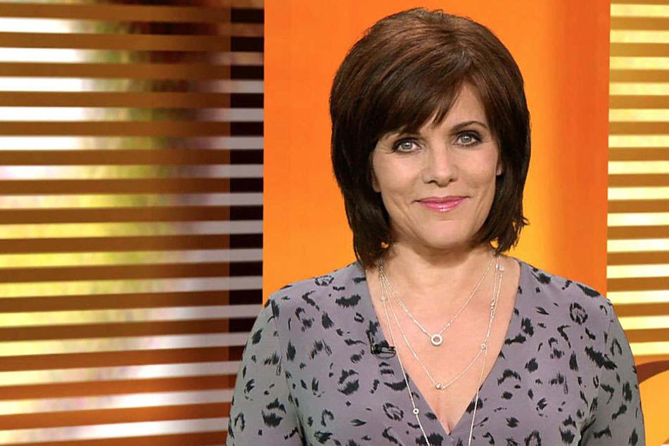 """""""EXTRA""""-Moderatorin Birgit Schrowange (59) trug zwölf Monate Perücke. Am Montag wird sie diese für immer ablegen."""
