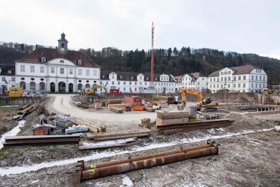 Der historische Hafen wird für schlappe 6,5 Millionen Euro reaktiviert.