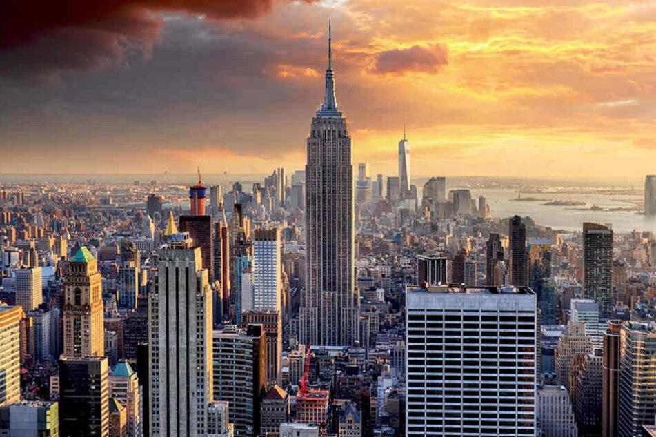 Auch in New York wird in der Vorweihnachtszeit gern Stollen genascht.