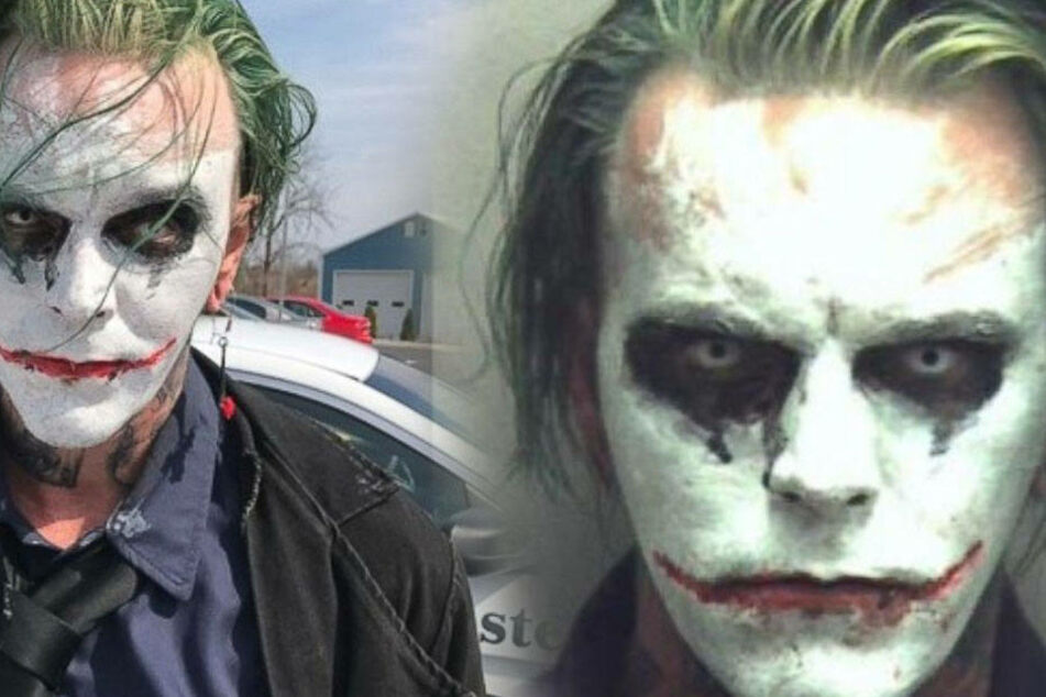 Bewaffneter Joker versetzt eine ganze Stadt in Angst und Schrecken