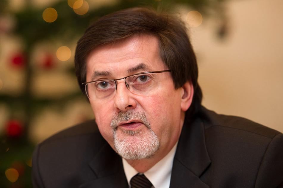 Udo Foht war 20 Jahre Unterhaltungschef des MDR-Fernsehens.