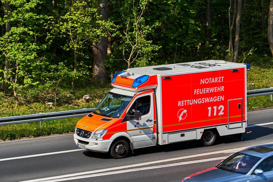 Unfall A4: Unfall auf der A4 am Kreuz Köln West: 21-Jähriger schwebt in Lebensgefahr