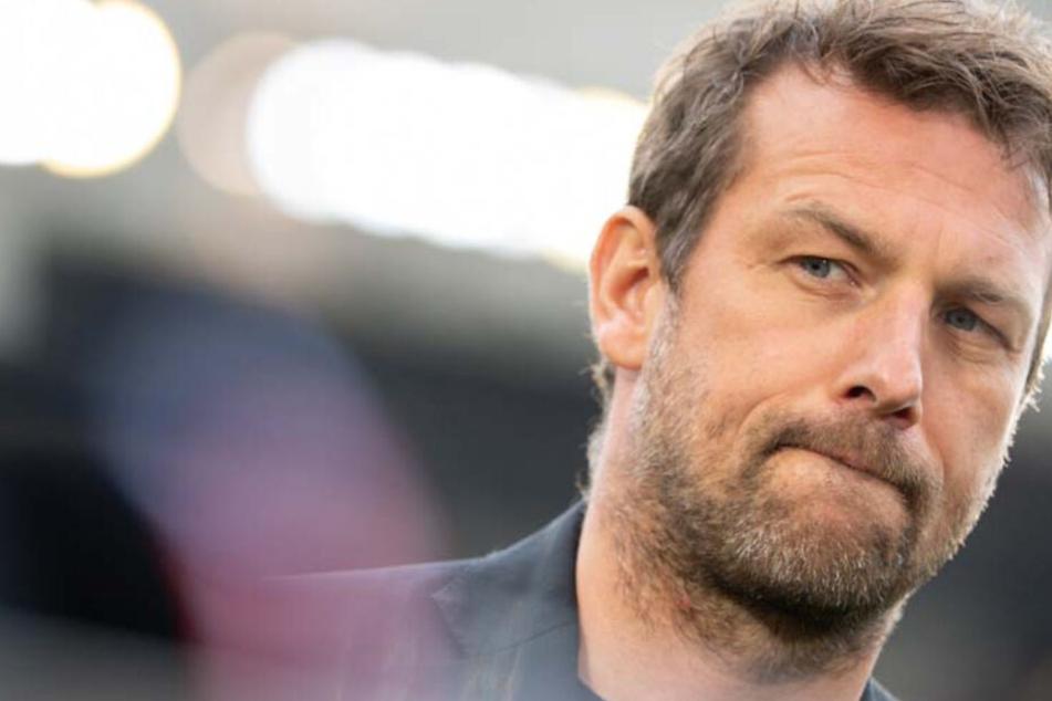 Stand gewaltig unter Druck: VfB-Coach Markus Weinzierl.