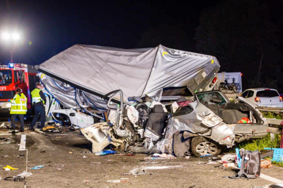 Der verheerende Unfall sorgte für große Aufmerksamkeit.