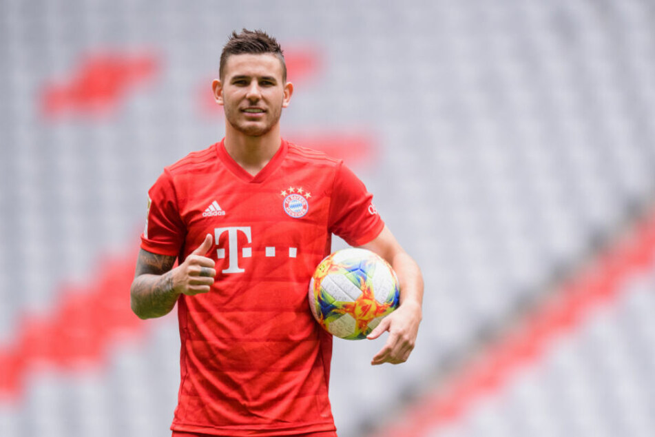 Lucas Hernandez spielt kommende Saison für den FC Bayern München.