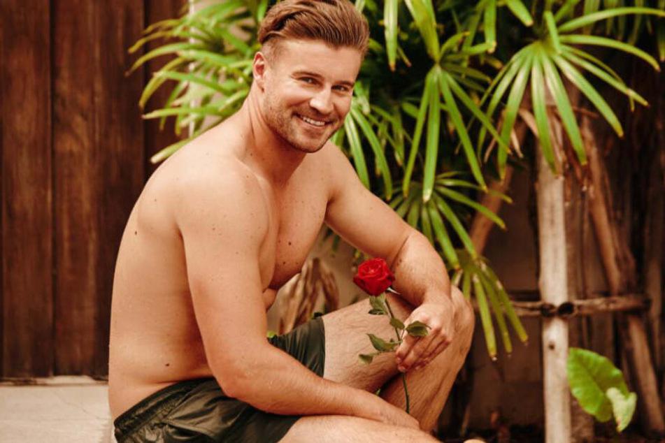 "Alexander Hindersmann nimmt bei ""Bachelor in Paradise"" teil."