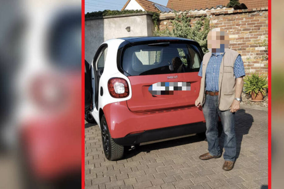 Fahndung aufgehoben: Klaus W. aus Dessau in Leipzig aufgefunden