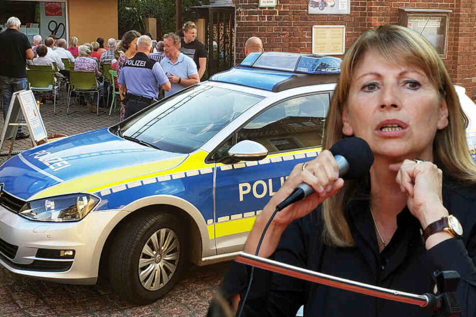 Morddrohung! Personenschutz für Ministerin Köpping