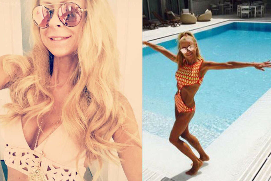 Jenny Elvers schockiert Fans mit Bikini-Fotos