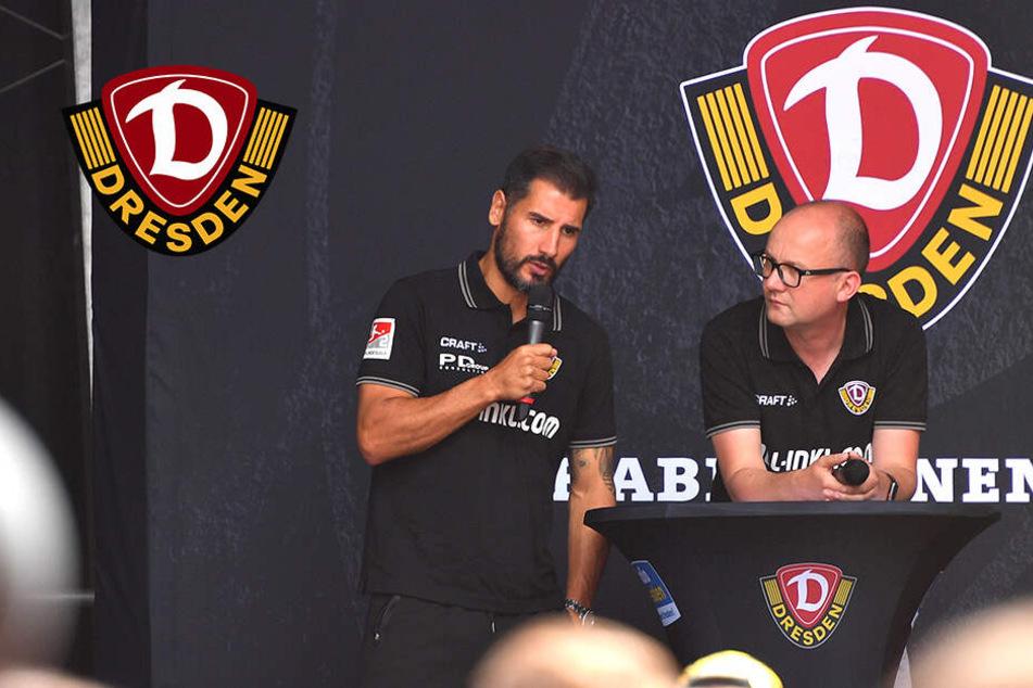 "Cristian Fiel verspricht Dynamo-Fans: ""Wir sind bereit!"""