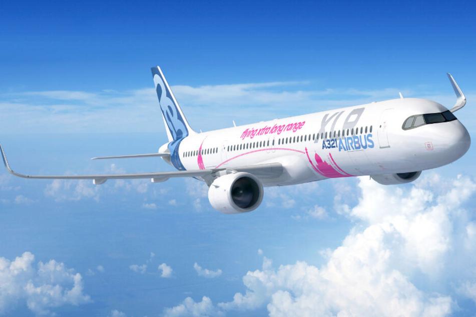 Der neue Airbus A321XLR soll eine größere Reichweite und weniger Treibstoffverbrauch haben.