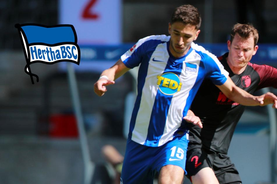 Hertha BSC: Bleibt Grujic doch noch länger?