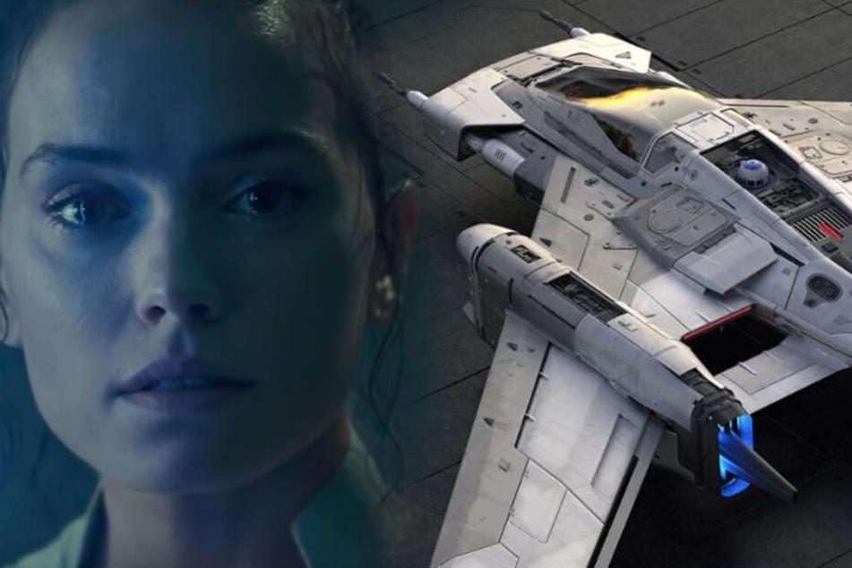 """Heißer als ein Lichtschwert: Porsche entwirft Raumjäger für """"Star Wars"""""""