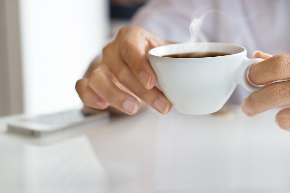 Drinking coffee can reduce your chance of heart failure.
