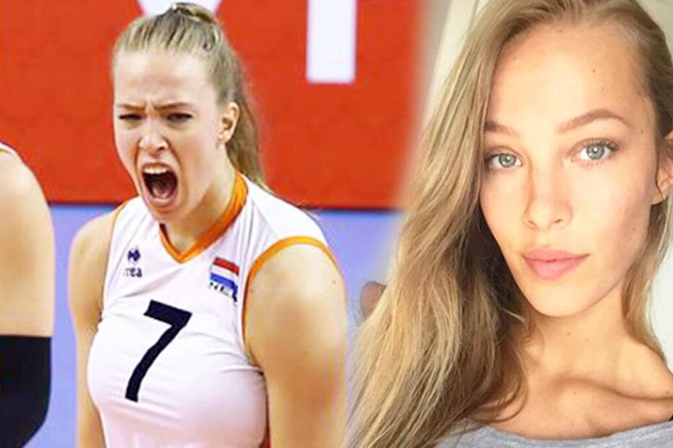 Die erst 20-Jährige gilt in den Niederlanden als großes Talent.