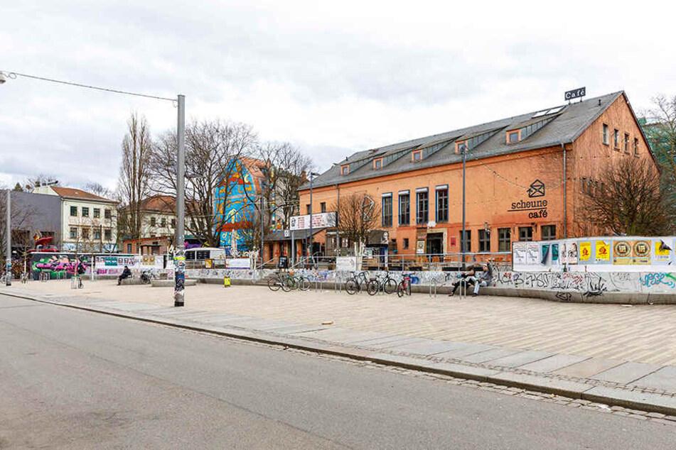 Den Bereich in der Dresdner Neustadt sowie das Gebiet rund um den Koreanischen Platz dürfen 6 Männer nicht mehr betreten.