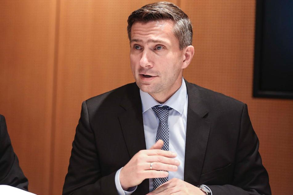 Sachsens Verkehrsminister Martin Dulig (SPD) hat sich für die abgespeckte Variante entschieden.