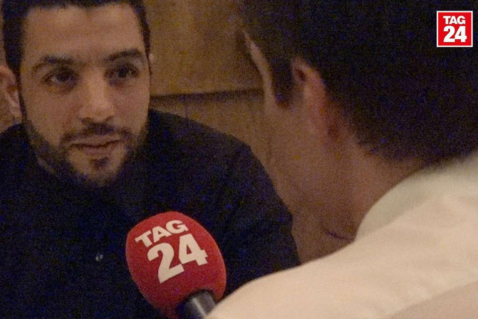 Im Interview mit TAG24 erklärt Bibo seine Situation.