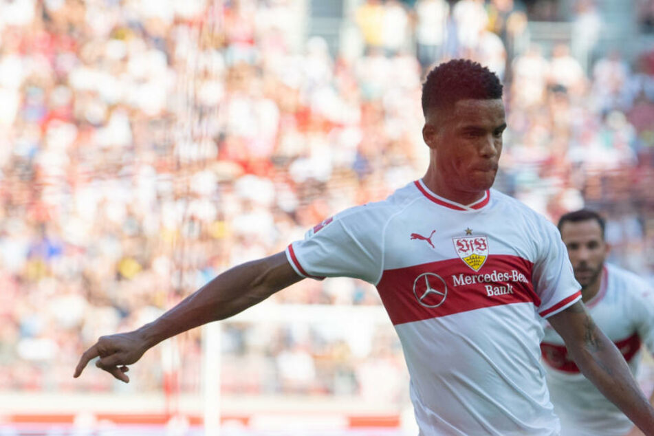 Von seiner Kreativität lebte die VfB-Offensive: Daniel Didavi (28).