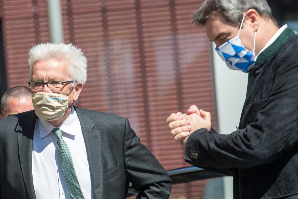 Kretschmann und Söder fordern: Kroatien muss Risikogebiet werden!