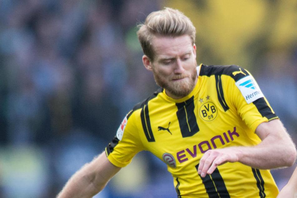 André Schürrle konnte bisher nicht wirklich beim BVB glänzen. Bald aber bei Stuttgart? (Archivbild)