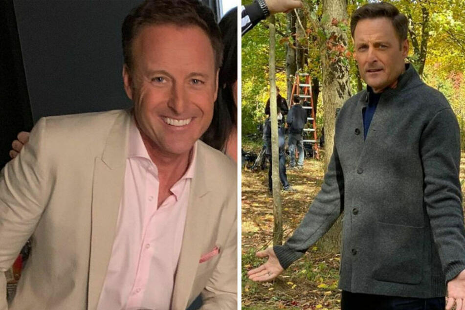 """Chris Harrison wrote on Tuesday: """"I'm so grateful to Bachelor Nation for all of the memories we've made together."""""""