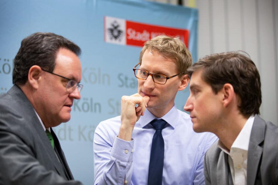 Vier Coronavirus-Fälle in Köln, JVA-Insasse in Quarantäne