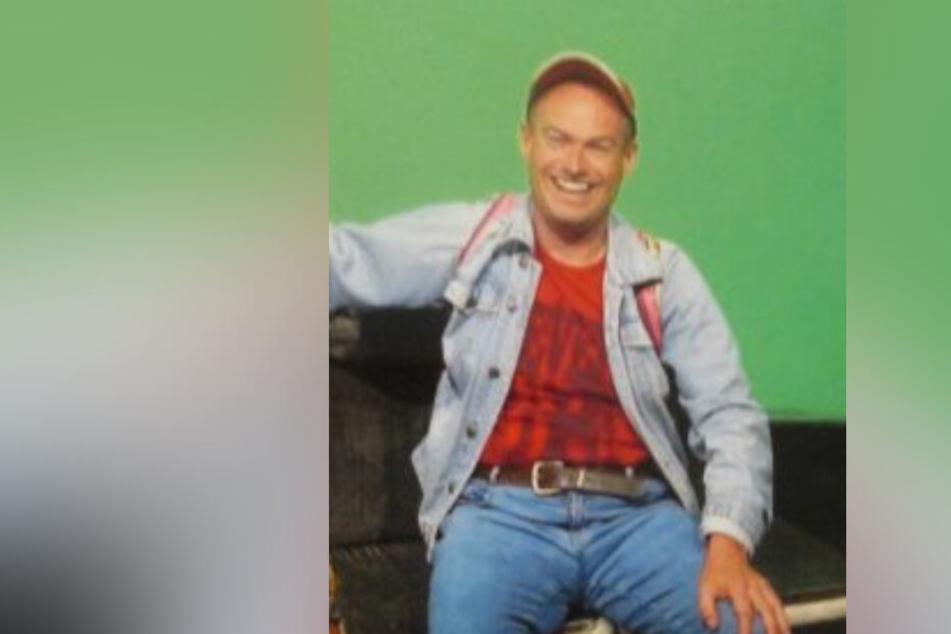 Schwerbehinderter Oliver Weidner (48) wird vermisst: Polizei bittet um Hilfe