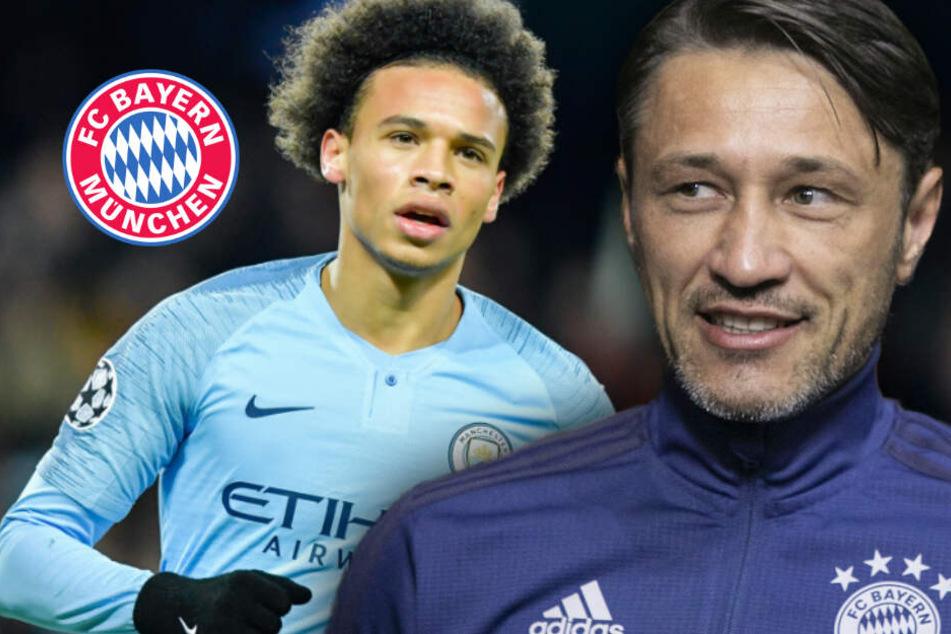 Aussagen zu Leroy Sané: Bayern-Coach Niko Kovac entschuldigt sich!