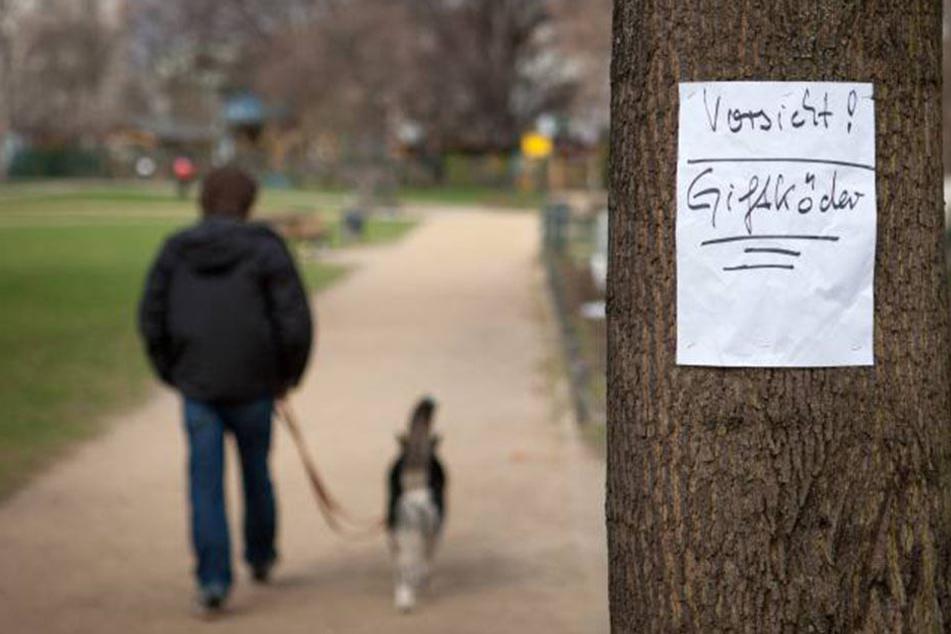 Giftköder versetzten Dortmunder Hundehalter in Angst und Schrecken.