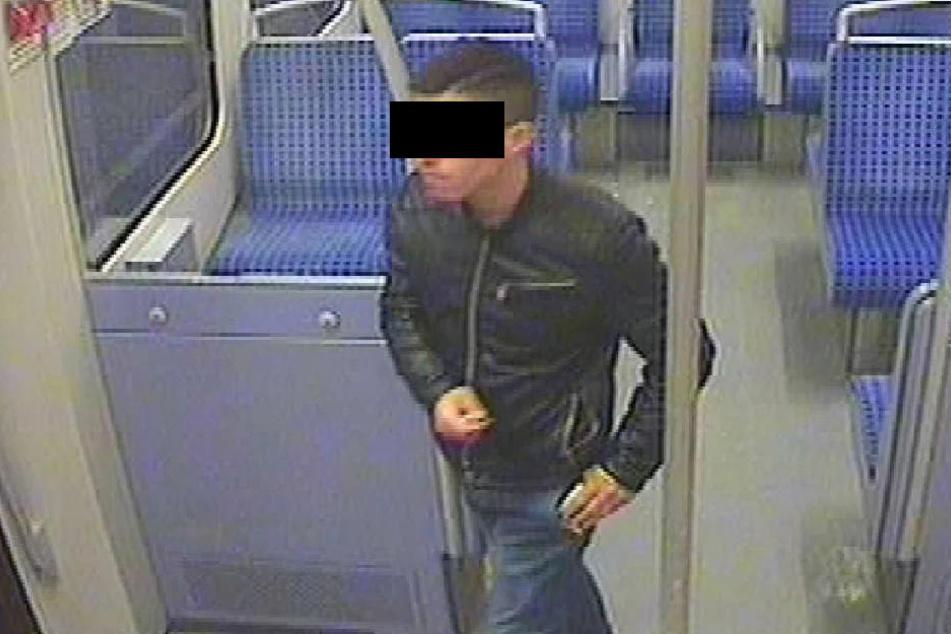 Dieser Mann soll eine 18-Jährige in Hamburg vergewaltigt haben. Die Fahndung ist seit Samstagabend beendet.