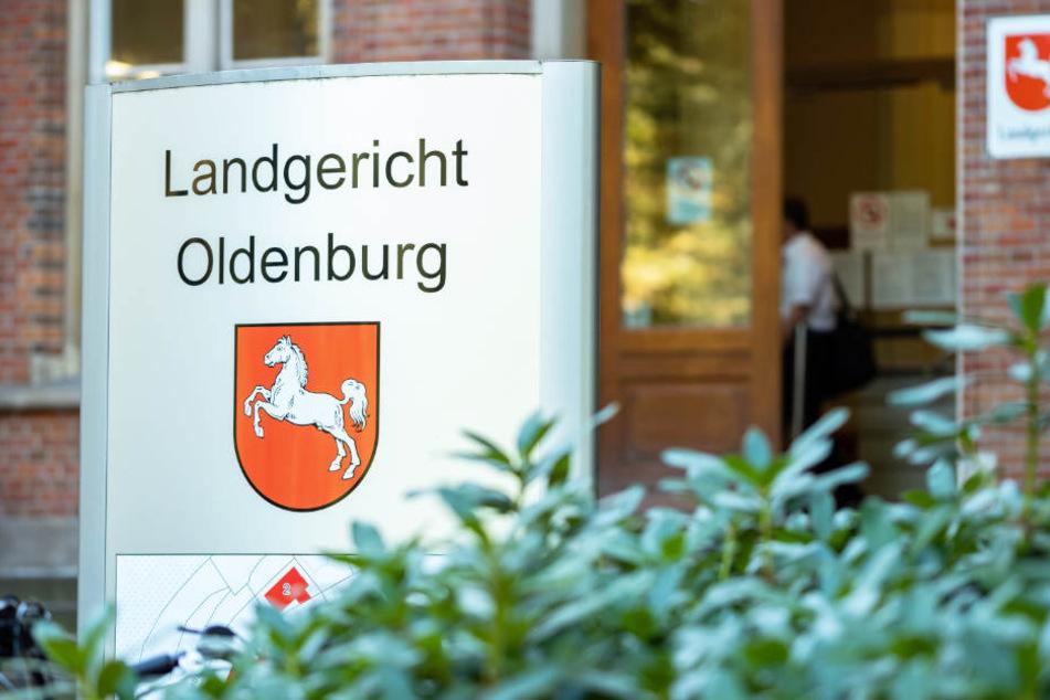 Der Prozess vorm Landgericht Oldenburg verlief größtenteils unter Ausschluss der Öffentlichkeit.