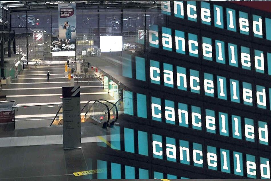 Der Fluchhafen! Airport Dresden landet immer mehr im Abseits