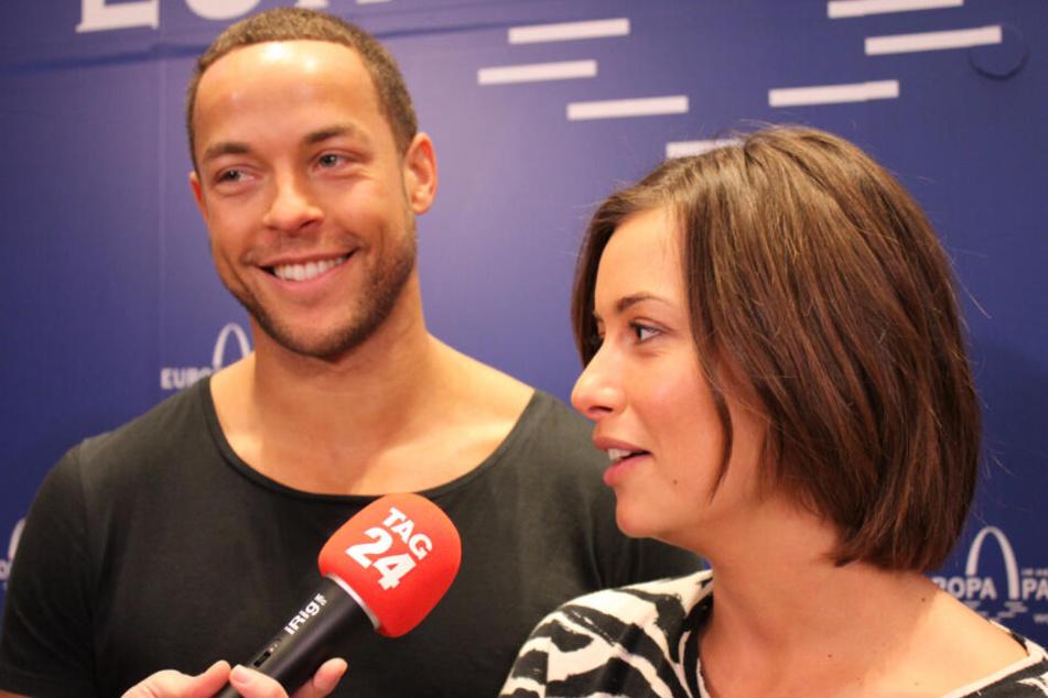 So happy sehen Jenny und Andrej aus, wenn sie von ihren Plänen erzählen, sich bald im Raum Köln eine gemeinsame Bleibe zu suchen.