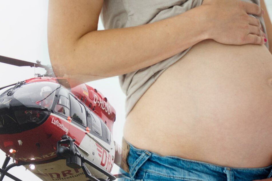 Autofahrerin rammt Schwangere und verletzt sie lebensgefährlich!