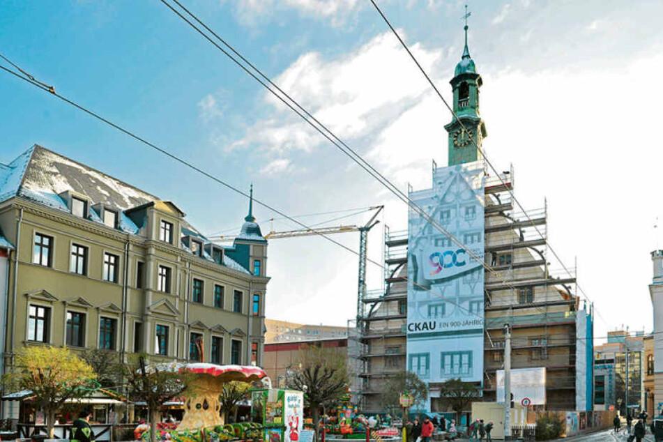Sorgenkind Gewandhaus. OB Pia Findeiß (61, SPD) erwartet mehr Belastungen für den städtischen Haushalt.