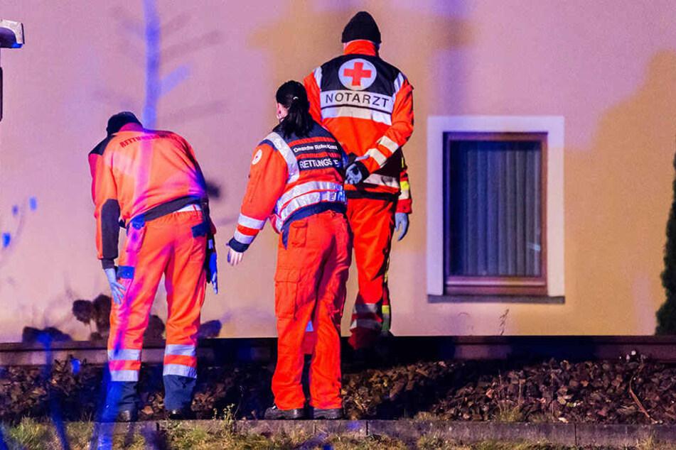 Horror-Unfall! Person von S-Bahn erfasst und getötet