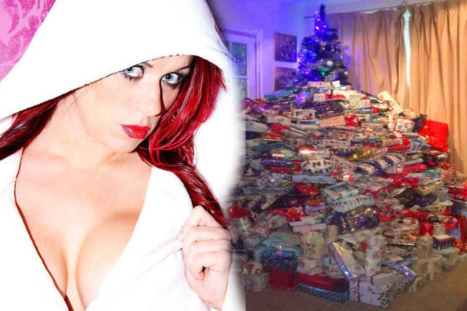 Mutter kauft ihren Kindern fast 300 Geschenke und wird gehasst