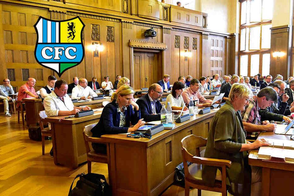 Werden die Stadträte den CFC retten?