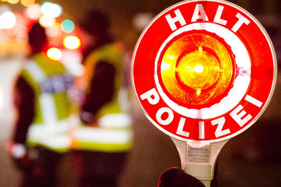 Die Polizei kontrollierte den Fiat Cinquecento des jungen Mannes in Selb. (Symbolbild)